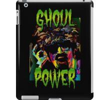 GHOUL POWER iPad Case/Skin