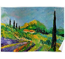 Provence 1190 Poster