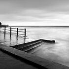 Morning Breaks by Dave  Miller