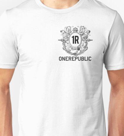 OneRepublic- Logo Emblem Unisex T-Shirt