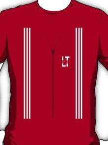 Louis Tomlinson Jacket -Red T-Shirt