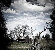 Cottage of a golden era #2 by Mark Elshout