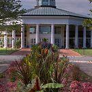 A Grand Garden Entrance by Marilyn Cornwell