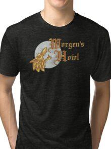 Worgen's Howl Tri-blend T-Shirt