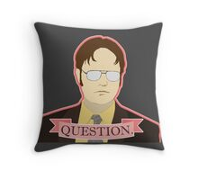 Question. Throw Pillow