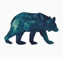 Blue Bear Spirit Animal by ohdeer