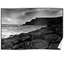 Giants Causeway 2, Northern Ireland Poster