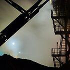 Hells Stairway by John Dunbar