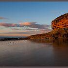 Cove Bay, Moray, Scotland by Andrew Watson
