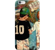 Toddlers- Sports iPhone Case/Skin
