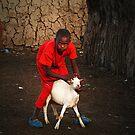 Goat Herder- Kenya  by Pascal Lee (LIPF)