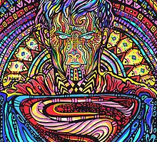 Aztec Superman  by MNProductions