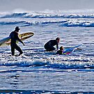 Let's Go Surfin' Now, Everybody's Learning How by Bryan D. Spellman