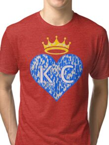 RHC brush Tri-blend T-Shirt