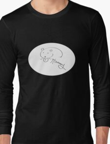 Hammy the Hamster Long Sleeve T-Shirt