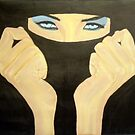 Arabic Woman by shearart