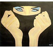 Arabic Woman Photographic Print