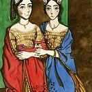 'Sisters' by Valena Lova