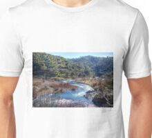 North Fork American River  Unisex T-Shirt