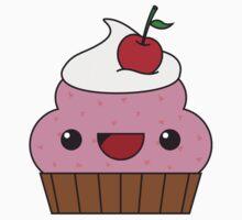 Cute Cupcake by PyroDraco