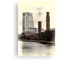Bridgewater Place, Leeds. Canvas Print