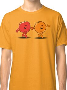 Apples and Oranges Classic T-Shirt