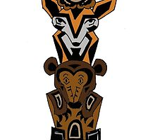 Pacific Totem  by missmann