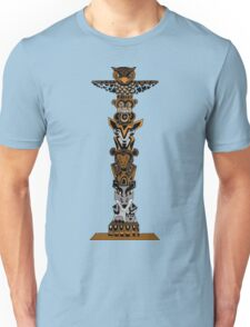 Pacific Totem  Unisex T-Shirt