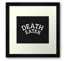 Death Eater Reversed Framed Print