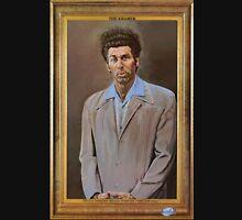 NEW Seinfeld The Kramer Portrait Adult T Shirt Funny TV Show T-Shirt