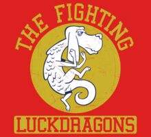The Fighting Luckdragons One Piece - Short Sleeve