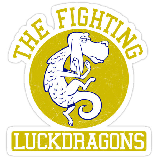 The Fighting Luckdragons by jcthomason