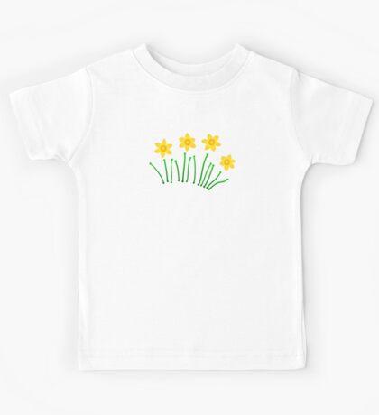 Daffodils!!! Kids Tee