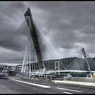 Terenez bridge by jean-jean