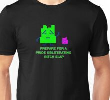 Mooninite Bitch Slap Unisex T-Shirt