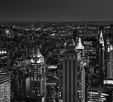 I ♥ NYC by Patricia Montgomery
