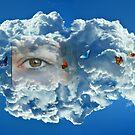 Heavenly Eye by Peter Harpley