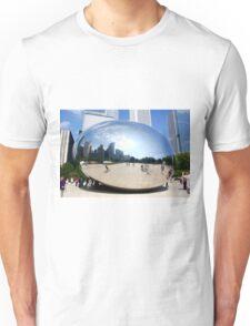 Cloud Gate Unisex T-Shirt