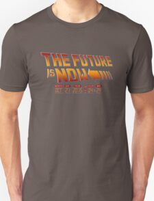 The Future is Now 2015 T-Shirt