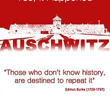 Yes, It Happened (Auschwitz) by Yago