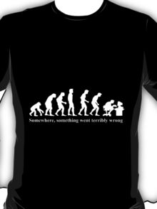 Something went wrong T-Shirt