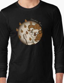 Chocolate Rain by Pinkie Pie Long Sleeve T-Shirt