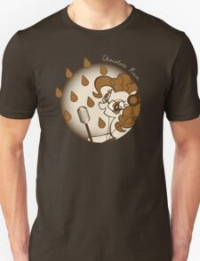 Chocolate Rain by Pinkie Pie T-Shirt