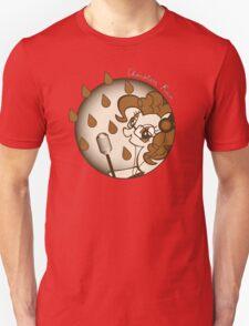 Chocolate Rain by Pinkie Pie Unisex T-Shirt