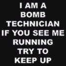 Bomb Technician front by Blubb
