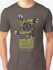 Zombie Movie Theater (US) T-Shirt