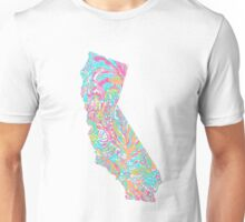 Lilly States - California Unisex T-Shirt