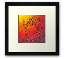 The Mamas and Papas Framed Print
