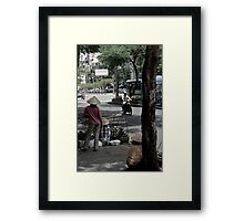 This is Saigon... Framed Print