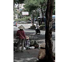This is Saigon... Photographic Print